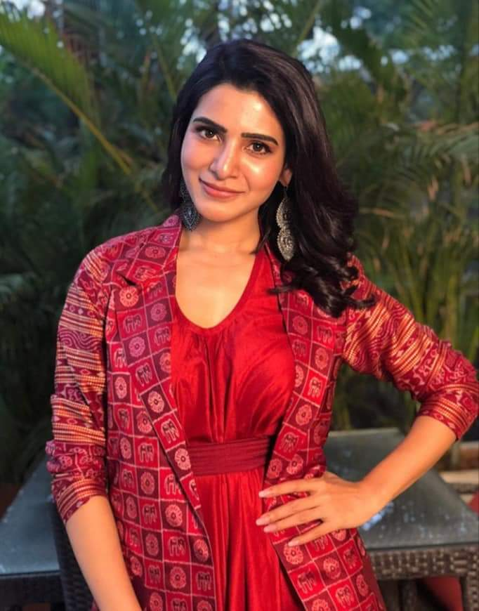 Samantha akkineni latest HD photos cute