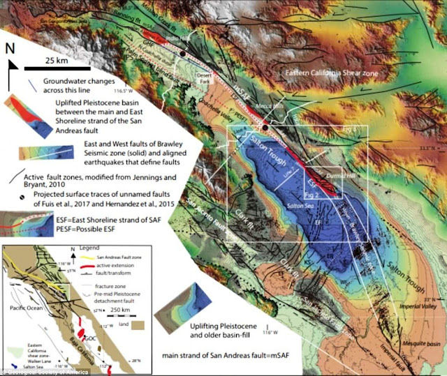 Site of the Next Major Earthquake on the San Andreas Fault?