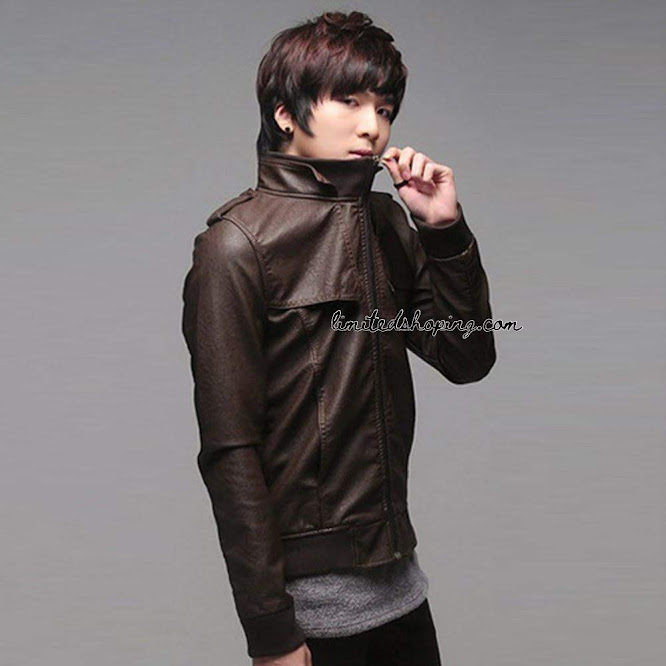 limited shoping jaket kulit korean style sk_25
