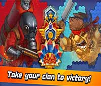 لعبة Jungle Heat: War of Clans اون لاين