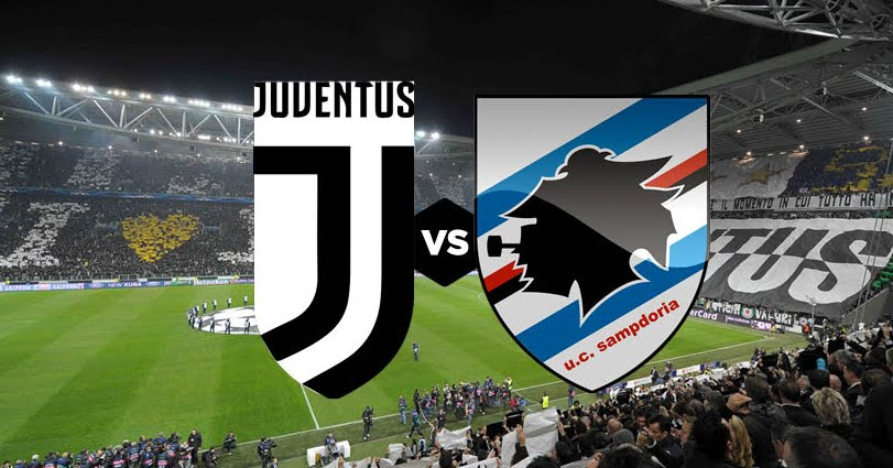 DIRETTA Juventus-Sampdoria Streaming Live, dove vederla in Video Gratis Oggi