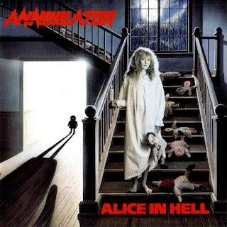 Alice in Hell Lyrics