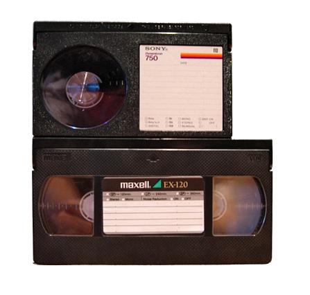 Beta y VHS