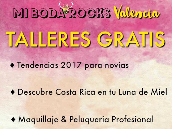 Talleres gratis MBRE Valencia
