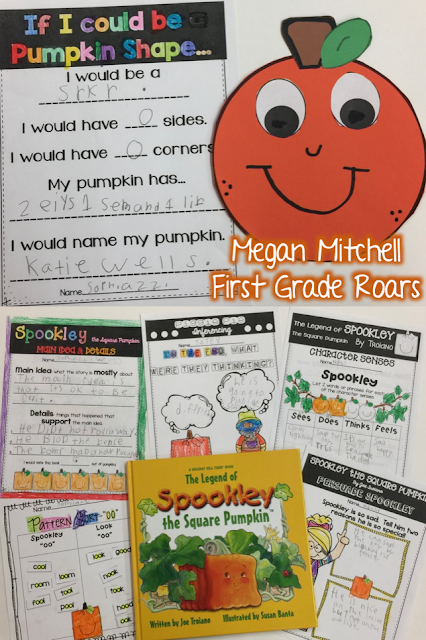 Spookley the Square Pumpkin and a Little Surprise! - First Grade Roars
