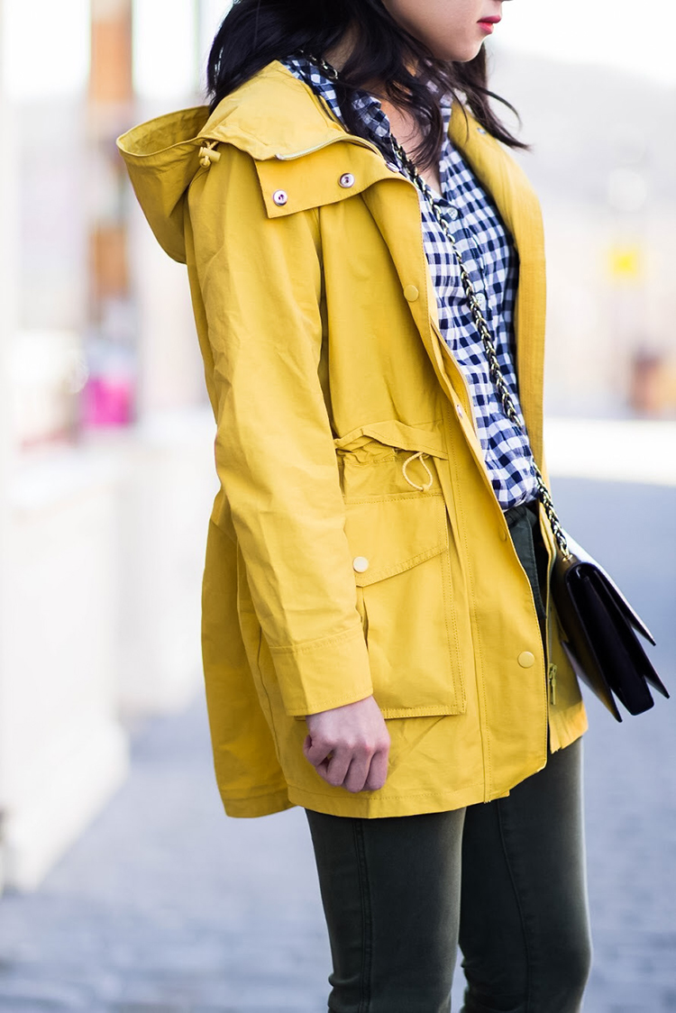 Review: J. Crew Perfect RainJacket