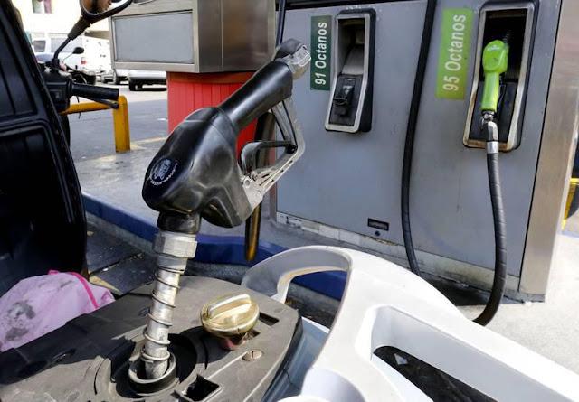 En ocho estados fronterizos se activará subsidio de la gasolina