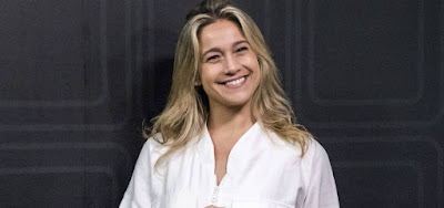 Fernanda Gentil em sua última edição do Esporte Espetacular, em dezembro: rejeitada pelo público