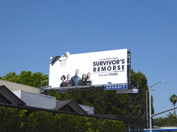 Survivor's Remorse season 3 billboard