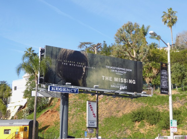 Missing season 2 billboard