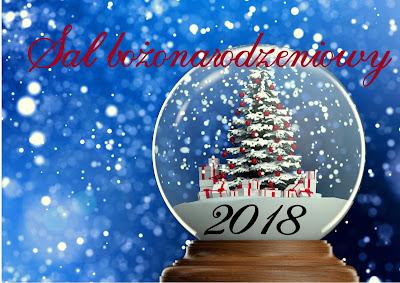 Śnieżne kule - sal bożonarodzeniowy 2018