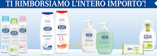 Logo Neutro Roberts ''Deodorati & Rimborsati'': spendi 10 e ricevi 10 euro