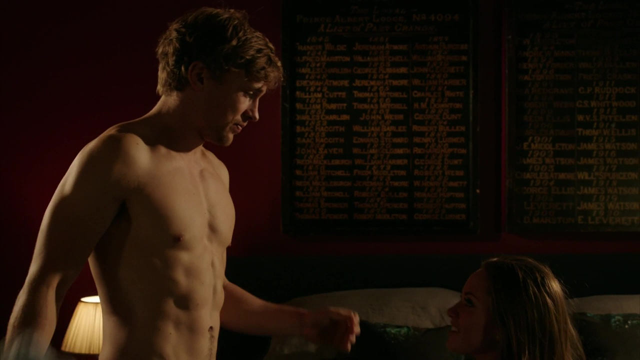 Rose mauriello half naked pics of william moseley