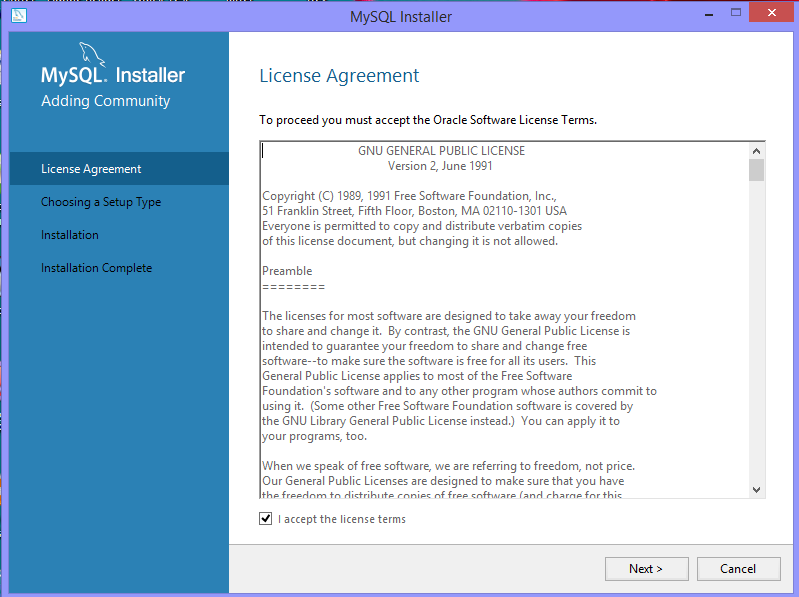 mysql download for windows 64 bit