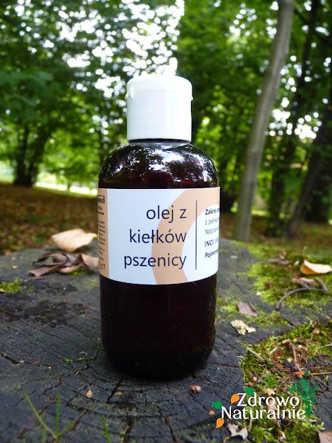 Fitomed - Olej z kiełków pszenicy