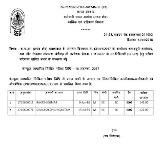 SSC-CR-01-2017-Provisional-Result-1