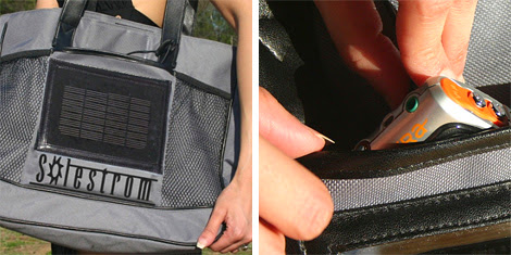 Cool and Innovative Gadget Recharging Bags (15) 11