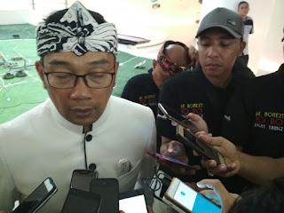 Ridwan Kamil Jadikan Cirebon Bagian Dari Segitiga Emas