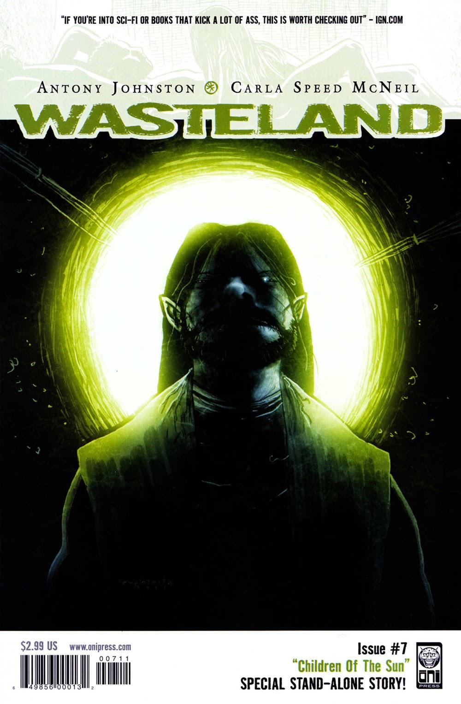 Wasteland 007 – Children of the Sun