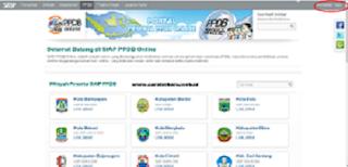 Cara Mendaftar Mandiri Siswa Baru SIAP PPDB Online
