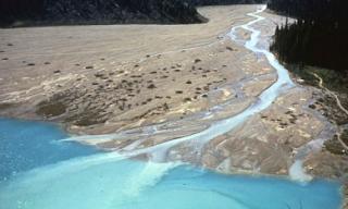 Sedimentasi contoh
