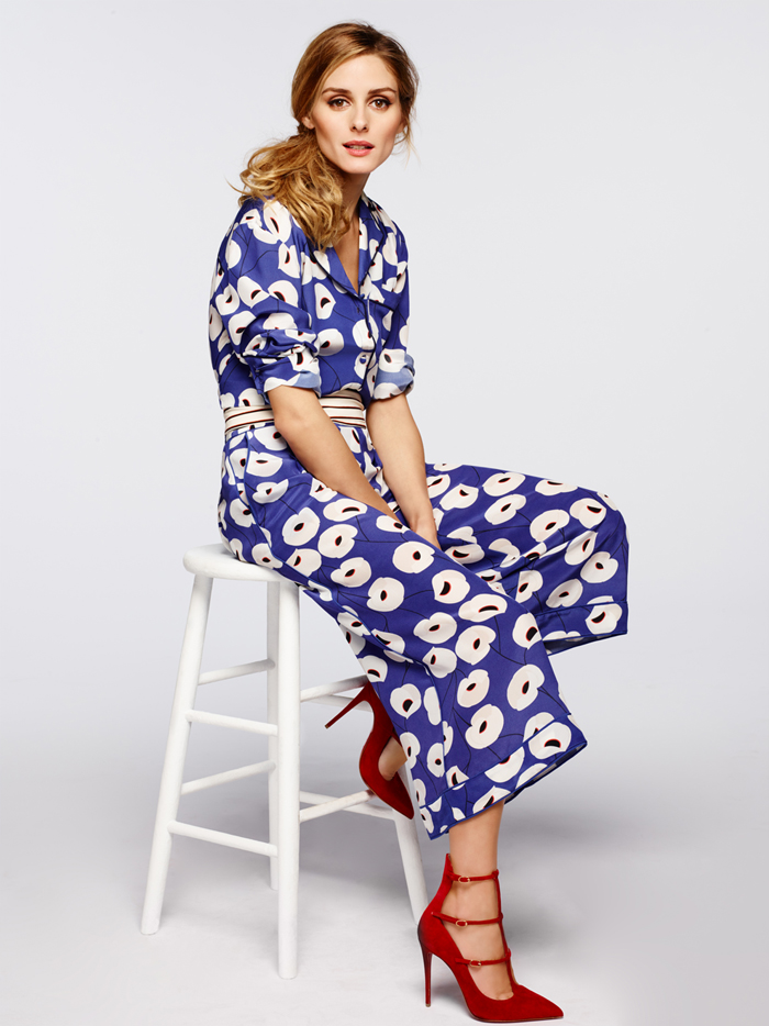 Olivia Palermo + Chelsea28 clothing line