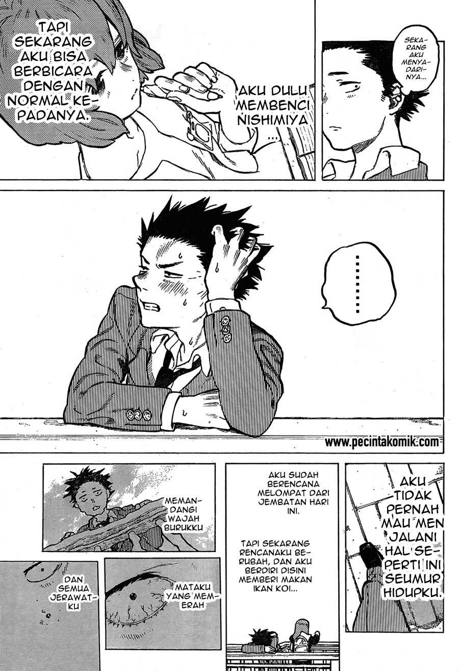 Koe no Katachi Chapter 07-7