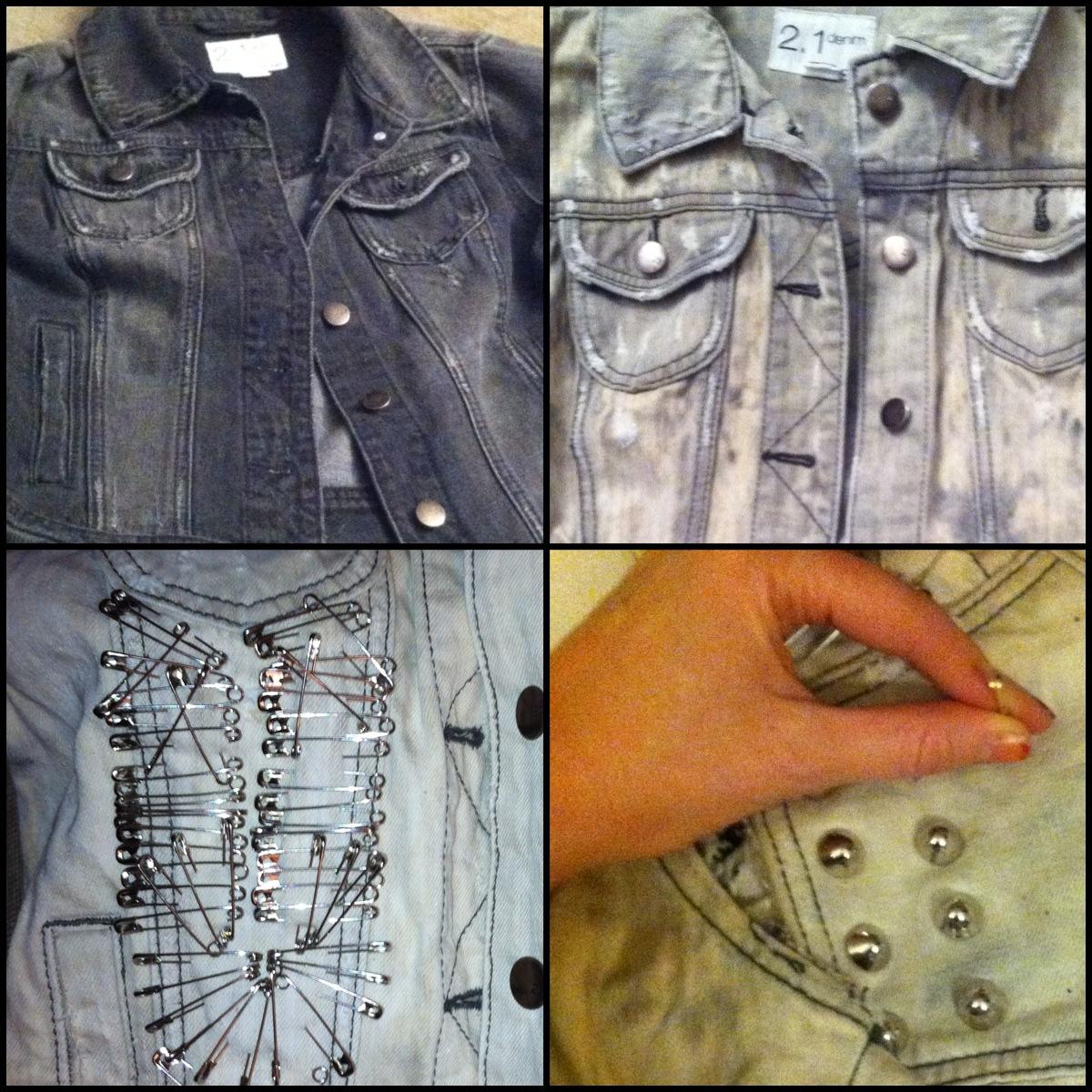 Subject To Fashion Diy Custom Denim