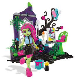 MH Blooming Monster Piece Mega Bloks Figures