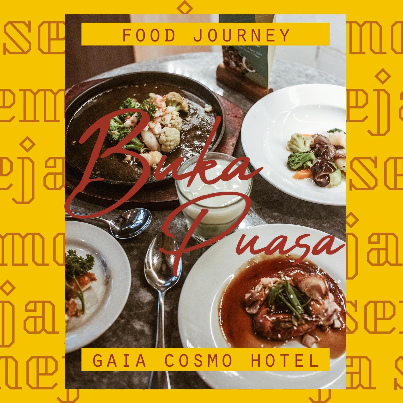 all you can eat gaia cosmo hotel jogja