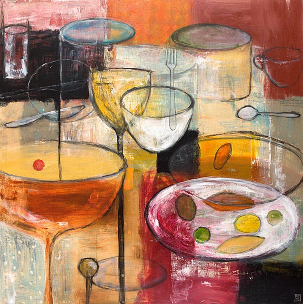 Cuadros modernos pinturas y dibujos super bodegones - Cuadros para comedor moderno ...