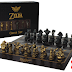 Merchoid lança jogo de Xadrez temático de Zelda Ocarina of Time