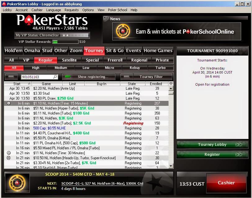 Modal Main Poker Gratis