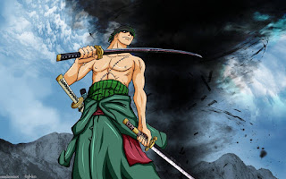 Wallpaper Roronoa Zoro HD Terbaru 2016