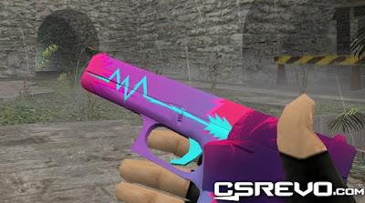Skin Glock 18 - Magnatron - HD CS 1.6, skins, csgo