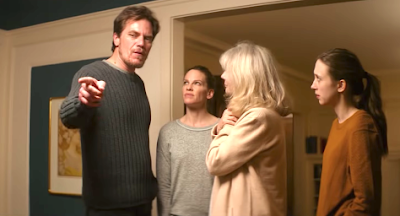 What They Had 2018 movie still Michael Shannon Hilary Swank Blythe Danner Taissa Farmiga
