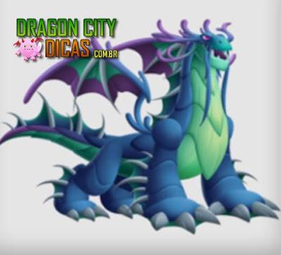Dragão Senhor do Oceano - Informações