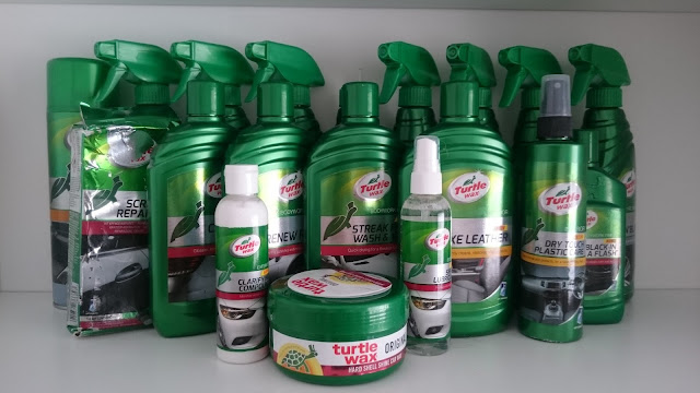 Turtle Wax with Halfords