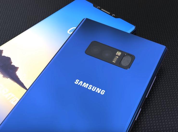 İşte Samsung Galaxy Note 9'un Bazı Özellikleri
