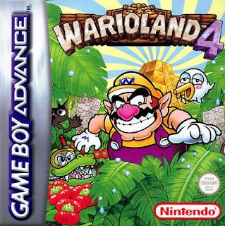 Wario Land 4 ( BR ) [ GBA ]
