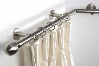 Pole Design Curtain Poles And Tracks Neo Components For