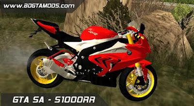 GTA SA - S1000RR 1