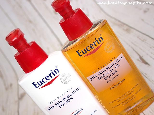 Eucerin pH5 Skin-Protection crema hidratante