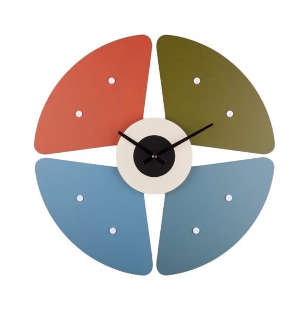 настенные круглые часы