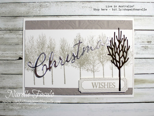 Need any supplies to make your Christmas projects? Get everything  you need here - http://bit.ly/shopwithnarelle