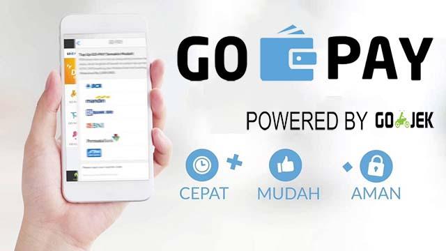 Go-Pay - Aplikasi Dompet Digital Yang Memberikan Banyak Promo
