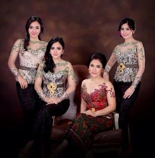 Seragam Kebaya Bali Pesta