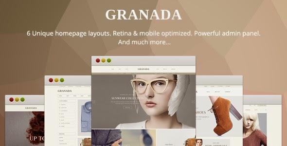 Free Ultimate Responsive Magento Theme