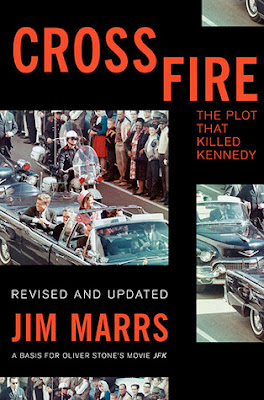 Crossfire by Jim Marrs - book cover