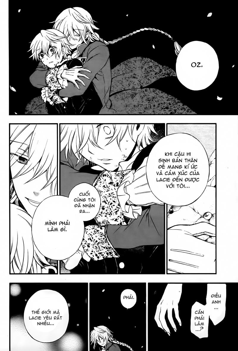 Pandora Hearts chương 072 - retrace: lxxii bloody rabbit (ver. 2) trang 26